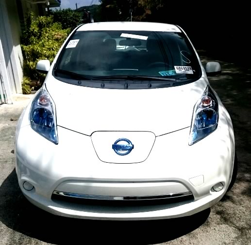 Electric Car Rentals Saint Thomas US Virgin Islands